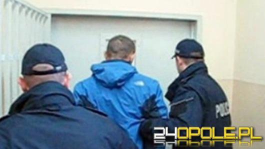 34-letni złodziej wpadł w ręce policji po pościgu