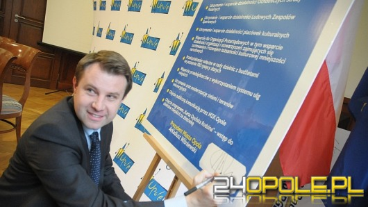 12 obietnic prezydenta Opola dla podopolskich sołectw