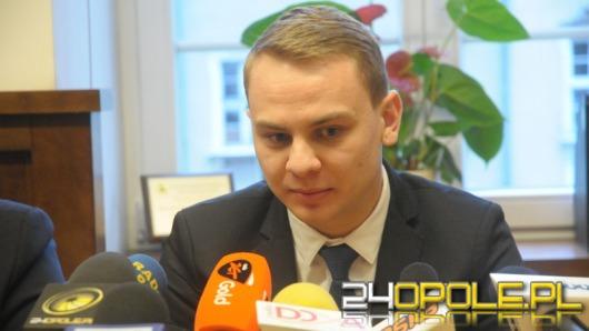 Marcin Rol formalnie został wiceprezydentem Opola