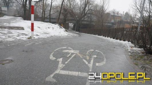 Miejski Zarząd Dróg będzie odśnieżać ścieżki rowerowe