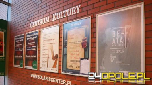 Poznaj ofertę kulturalną Opola w Solaris Center i wygraj bilety