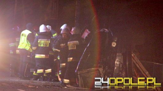 Dwie 17-letnie dziewczyny zginęły w wypadku pod Namysłowem