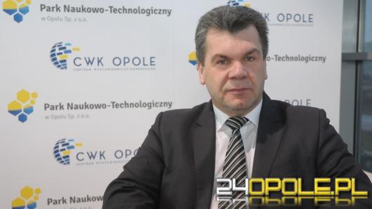 Grzegorz Sawicki: Chciałbym, żeby pieniędzy na kulturę było więcej co roku