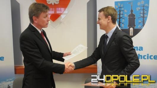 Szczypiorniści Gwardii Opole będą grać w Komprachcicach