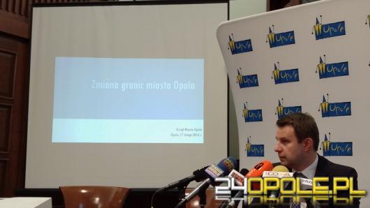 Wiśniewski: Niektóre zarzuty przeciw powiększeniu Opola to kretynizmy