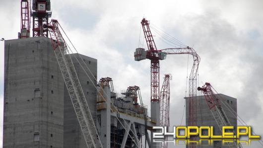 Wypadek na placu rozbudowy Elektrowni Opole. 2 osoby nie żyją.