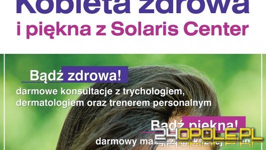 Kobieta zdrowia i piękna z Solaris Center
