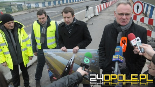 23 marca ruszą prace przy moście na ul. Niemodlińskiej