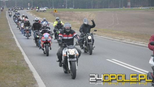 W niedzielę motocykliści przywitają wiosnę