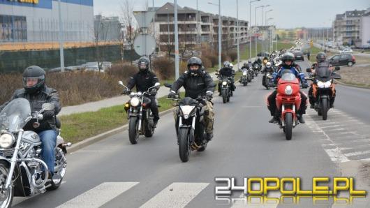 Motocykliści z całej Opolszczyzny przywitali wiosnę