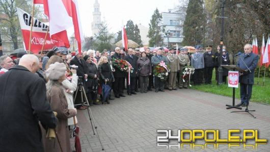 Opolanie uczcili pamięć ofiar katastrofy smoleńskiej