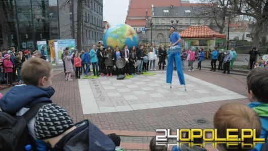 Dzieci z opolskich szkół piszą listy dla Ziemi