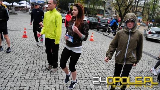 W niedzielę Podbiegi, czyli powszechne Opolan deptanie-bieganie