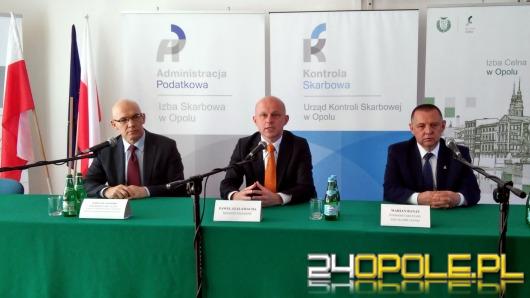 Minister Finansów w Opolu o utworzeniu Krajowej Administracji Skarbowej