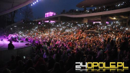 Tłumy mieszkańców świętowały Dni Opola w amfiteatrze