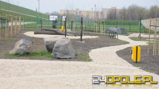 Psi park na osiedlu Armii Krajowej jest już gotowy