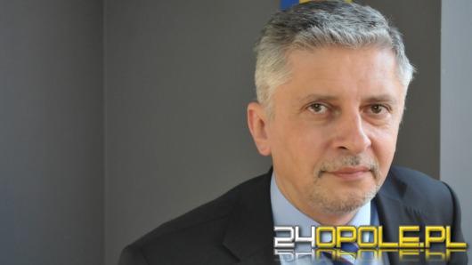 Tomasz Uher nie jest już dyrektorem opolskiego NFZ