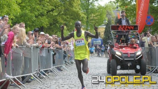 Opolanin zajął 3. miejsce w 6. Maratonie Opolskim!