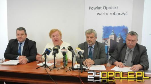 Włodarze gmin sąsiadujących z Opolem krytycznie o opinii wojewody