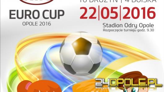 16 zespołów młodych piłkarzy zmierzy się w KIA Euro Cup