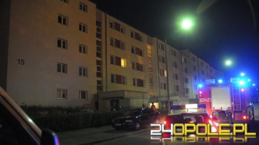 Ratownicy uratowali życie mieszkance Opola