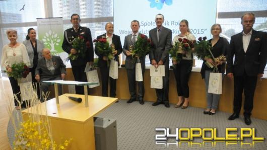 Znamy laureatów konkursu Społecznik Roku Województwa Opolskiego 2015
