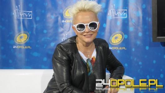 Małgorzata Ostrowska wspomina dawne festiwale