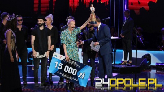 Daria Zawiałow wygrała opolskie Debiuty