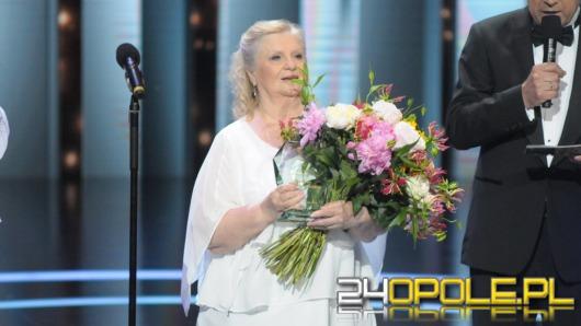 Stanisława Celińska odebrała nagrodę NCPP