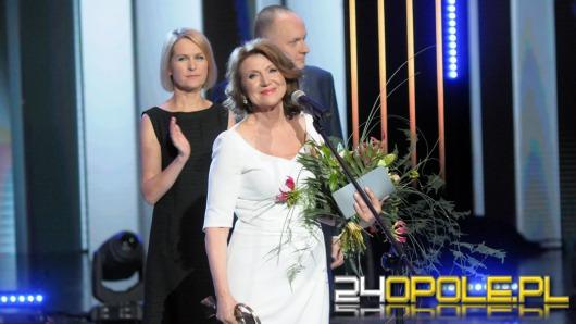 Diamentowy mikrofon dla Haliny Frąckowiak