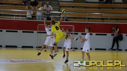 PSP Kolonowskie triumfatorem PEGO Mini Handball Ligi