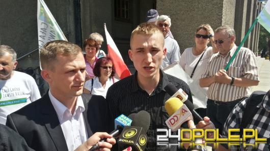 Ruszyły przesłuchania w sprawie protestów przeciw powiększeniu Opola