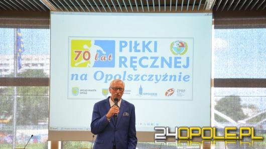 Opolski szczypiorniak świętuje swoje 70-lecie