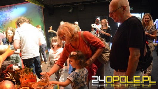 Tłumy Opolan na Dniu Otwartym Teatru Lalki i Aktora