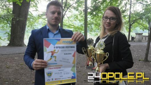 Przyjdź na II Opolski Festiwal Ruchu i Zdrowia, wesprzyj niepełnosprawnych!