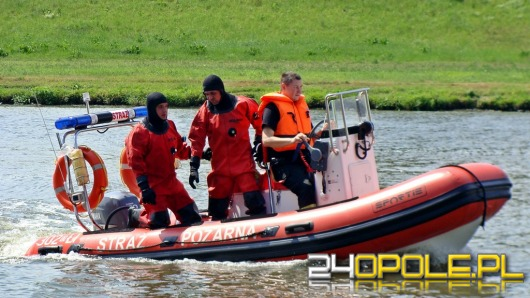 31-letni mężczyzna utonął w Ligocie Górnej