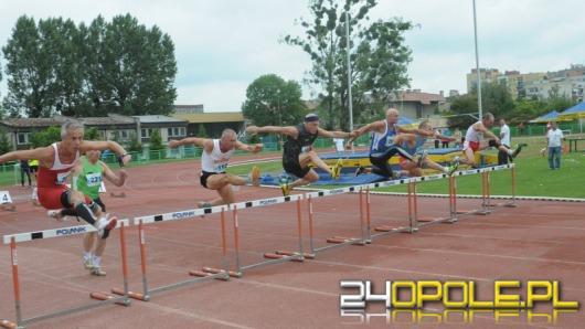 Opolski stadion lekkoatletyczny areną zmagań sportowych weteranów