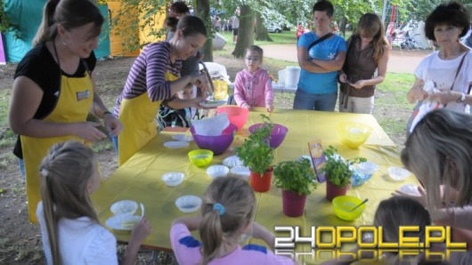 VI Piknik Rodzinny nad Odrą przyciągnął tłumy mieszkańców