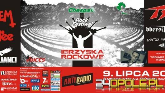 Igrzyska Rockowe na Górze Świętej Anny już 9 lipca!
