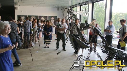 Dyplomanci Instytutu Sztuki pokazali swoje prace