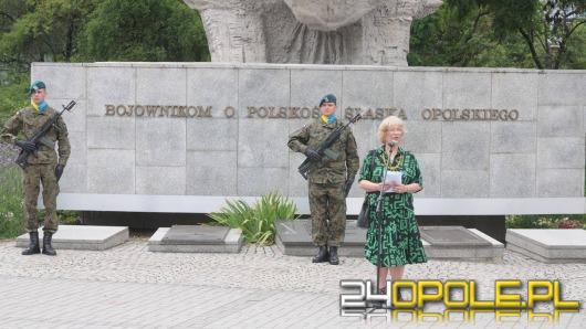 Opolanie uczcili ofiary ludobójstwa na Kresach Wschodnich