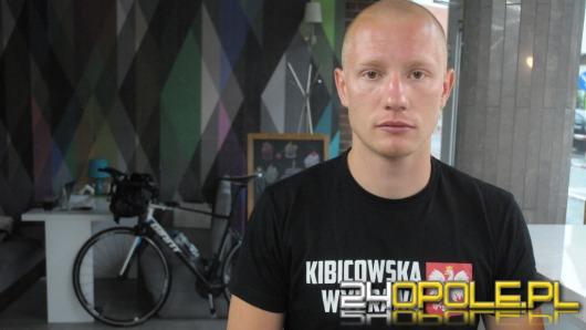 Robert Ćwikliński: Wyruszam w podróż, żeby pomagać.