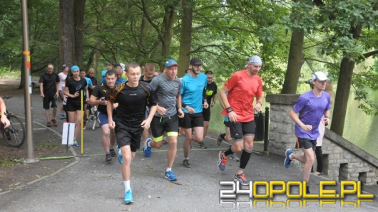Jogging ma w Opolu coraz więcej wielbicieli