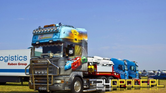 Najpiękniejsze ciężarówki Europy zjadą na 12. Qualitium Master Truck