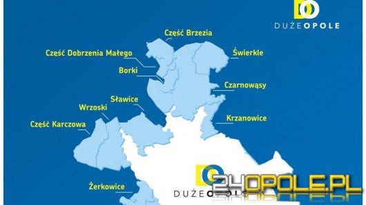 Duże Opole staje się faktem