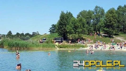 Na kąpielisku Bolko znaleziono niewybuch