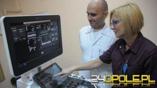 WCM ma najnowocześniejszy echokardiograf w regionie
