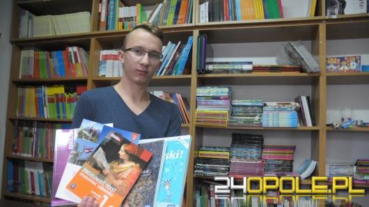 Używane podręczniki wciąż bardzo popularne wśród opolan