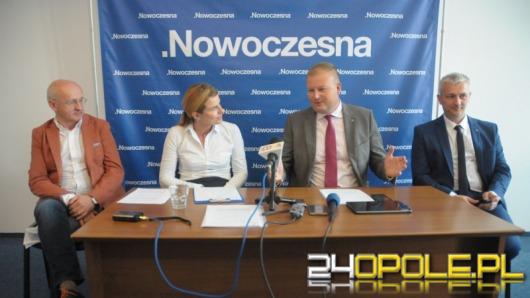 .Nowoczesna zawiedziona wizytą ministra Morawieckiego w regionie