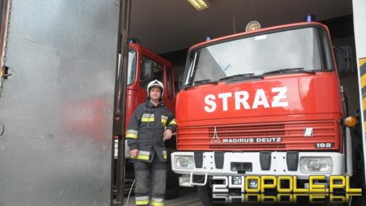 Strażacy z Suchego Boru zbierają pieniądze na nowy wóz
